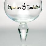 ベルギービール大好き!!【ロッシュフォールの専用グラス】(管理人所有 )