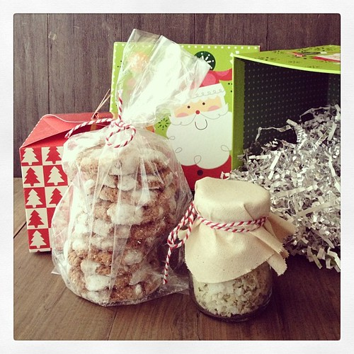 An finally gift 3! #foodiesecretsanta - #eatfoodphotos Dec 13 | #crunch