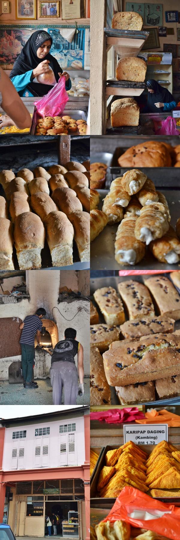 Salahuddin Bakery @ JB