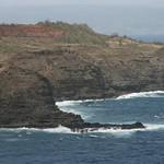 Maui cliffs