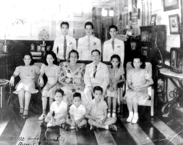 Zamora family photos