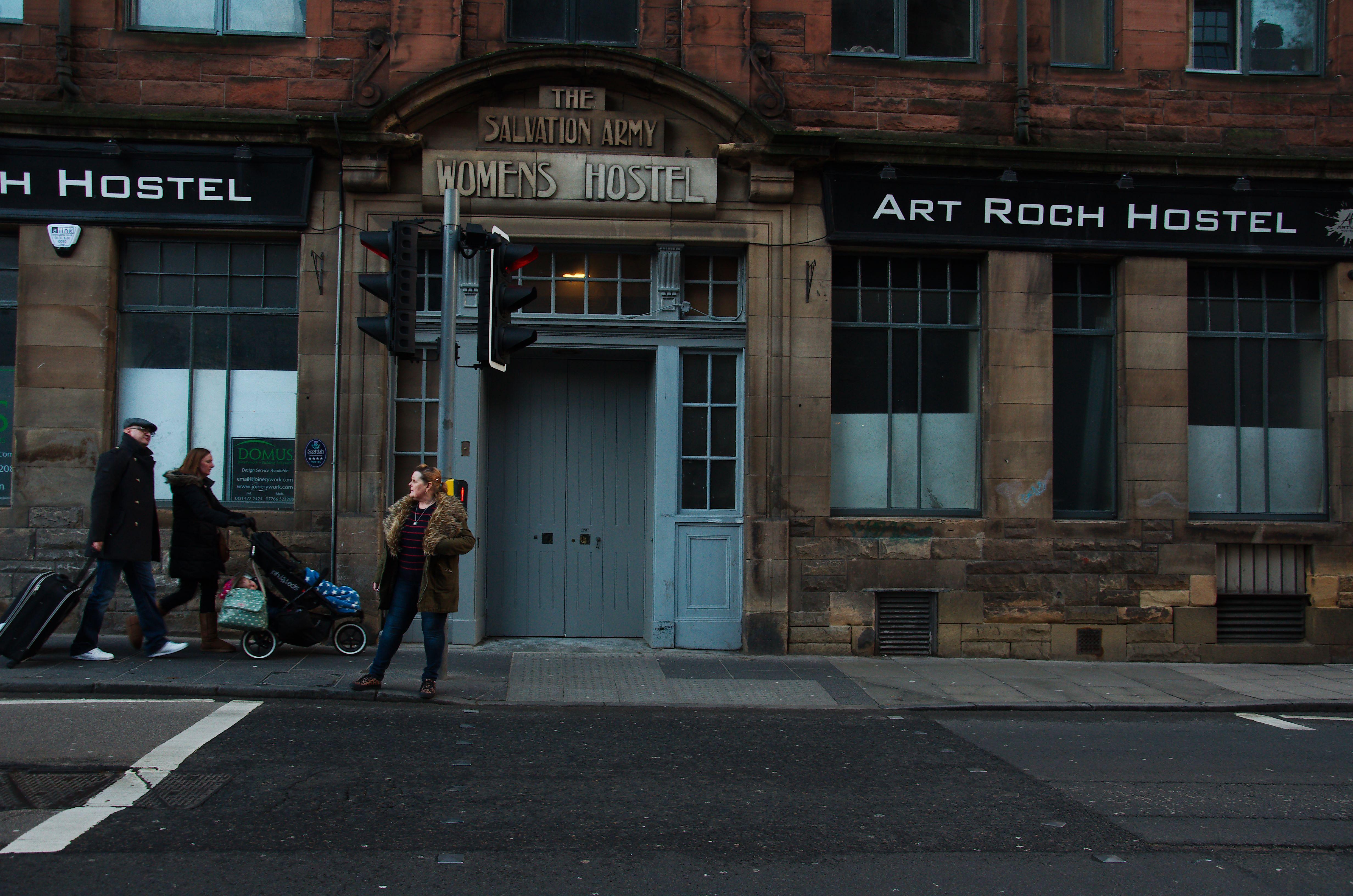 Dónde dormir en Edimburgo