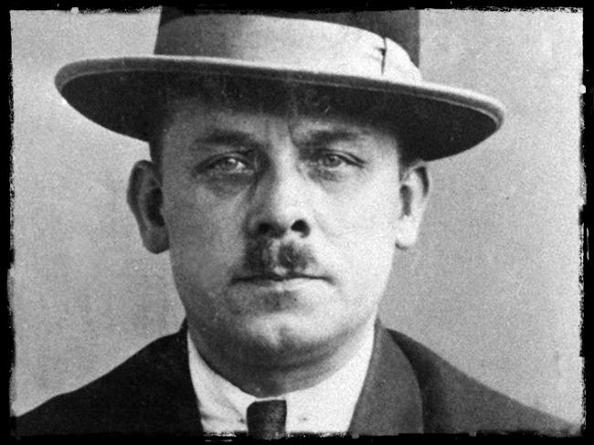 Fritz Haarmann , le vampire boucher