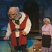 23 January 2014 13:01 - The Lakeland Players recently hired one of our Big Heads for a production - they gave him a wardrobe change for the part; doesn't he look well?