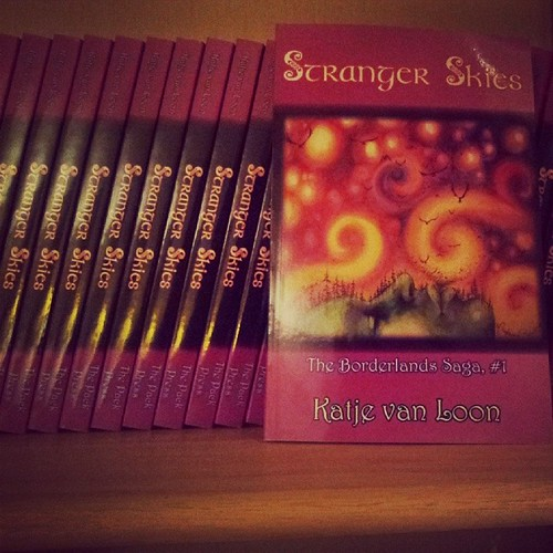 Oh hey look at that, my books are here. Cover art by Autumn Skye Morrison; she's amazing.