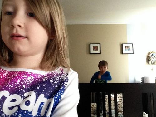 Kiddo Selfie