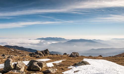 snow montagne day pic 66 stpierre pyrénées randonnée sommet francelandscapes mygearandme