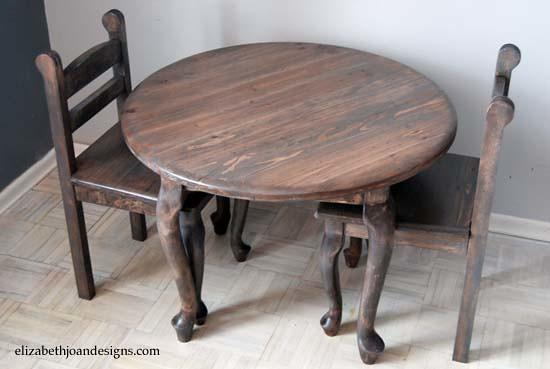 Kid's Table 1