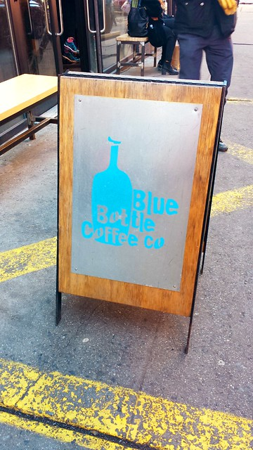 Welcome to Blue Bottle