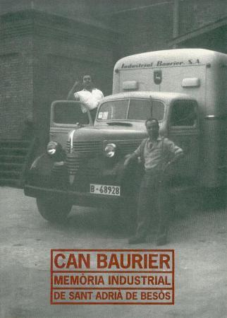 Portada Llibre fàbrica Baurier