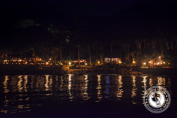 Rhythms of the Night - Caletas Island Candle Lit Island