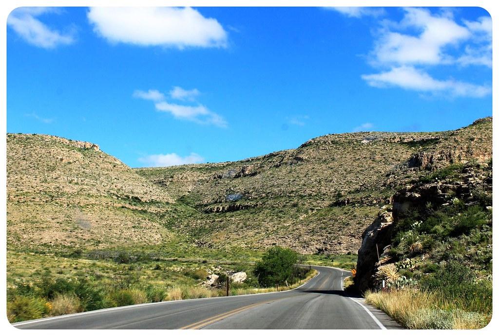 carlsbad caverns drive