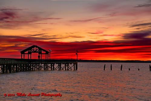 statepark sunrise river pier potomac leesylvania mikelennett