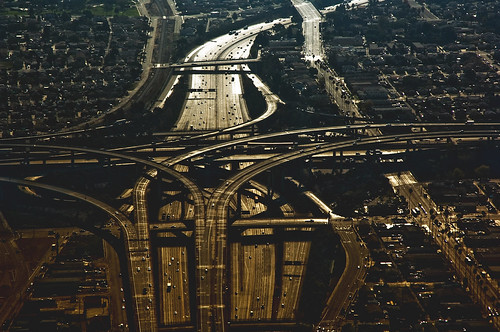 LA highways
