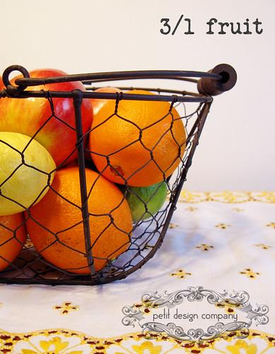 3-1 Fruit