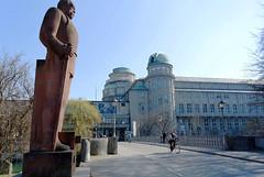 Eingang Deutsches Museum