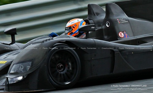Jota Sport, European Le Mans Series, Zytek LMP2 - Testes no Autódromo do Estoril. 13MAR2014.