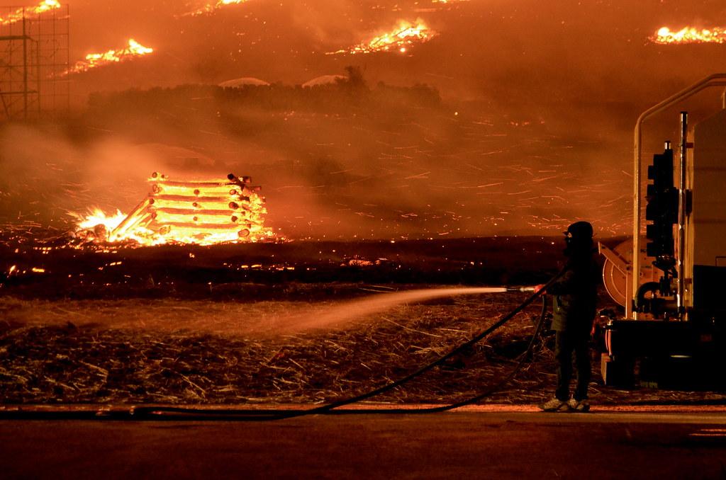 Jeju Fire Festival (2014) 17