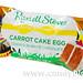 Russell Stover Carrot Cake Egg