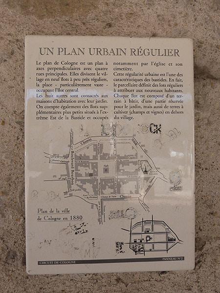plan urbain cologne