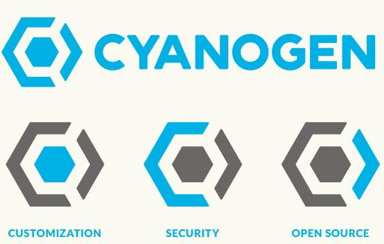 Новый логотип Cyanogen