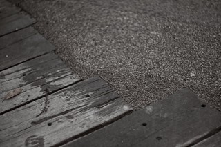 Wood and Asphalt