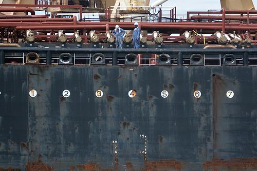 tanker crew