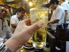 Cheers! @Katoriya, Mizonokuchi, Kawasaki