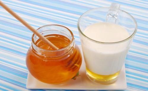 Resultado de imagen para miel y leche