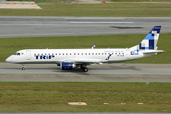 PP-PJR TRIP Airlines Embraer EMB190 Sao Paulo-GRU 03/05/2015