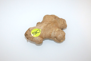 09 - Zutat Ingwer / Ingredient ginger
