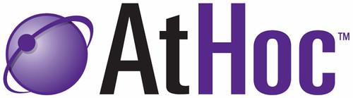 Логотип AtHoc