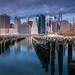 Downtown Manhattan by Arun Sundar