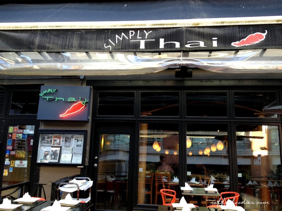 Vancouver Thai Restaurant 114