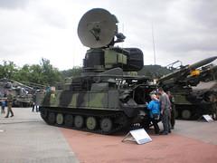 SURN CZ SA-6 radar