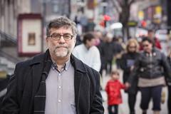 Benoit Laplante, professeur au Centre Urbanisation Culture Société