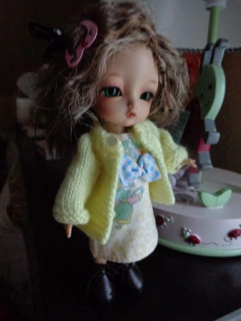 Alice dressed