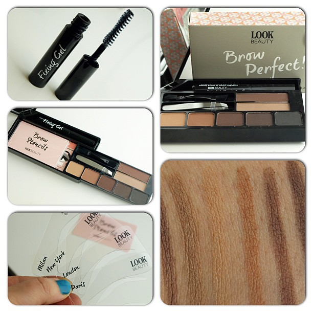 look beauty brow perfect kit