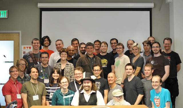 IndieWebCamp Portland 2013 Group Photo