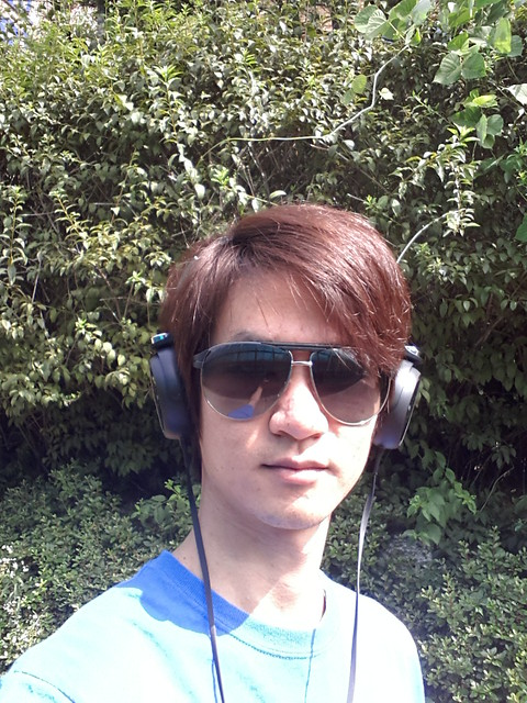 Sony MDR-MB400 頭戴式耳機開箱