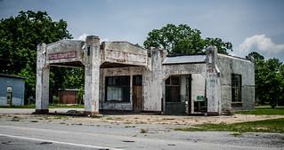 Olar Gas Station