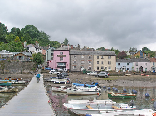 The forshore at Dittisham