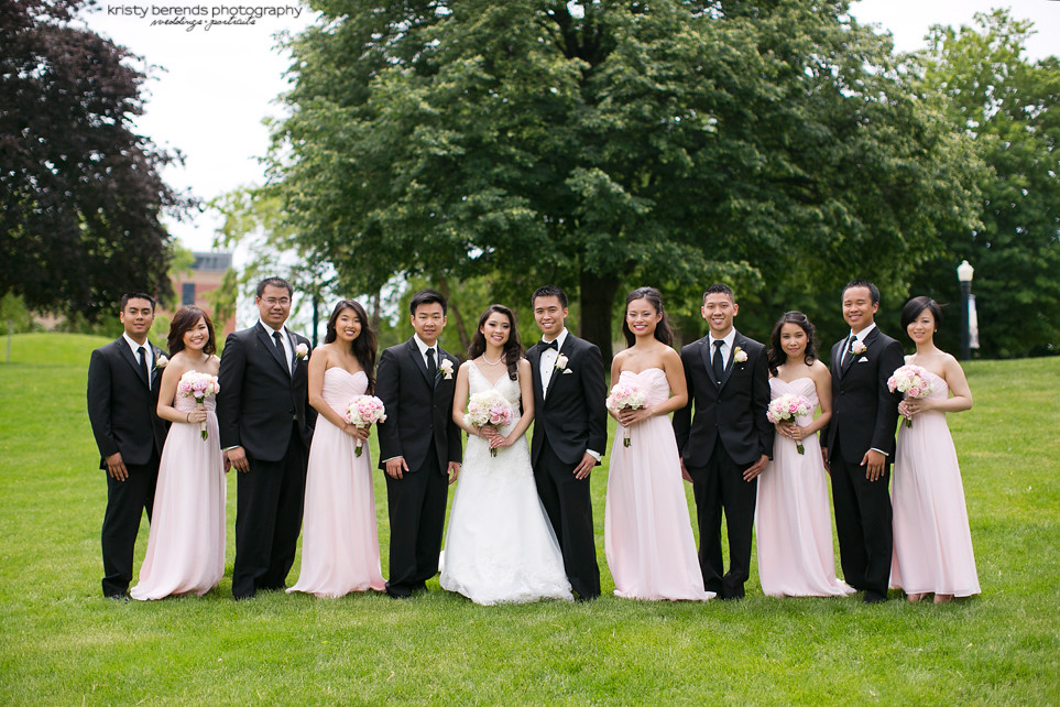 Grand Rapids Wedding Party