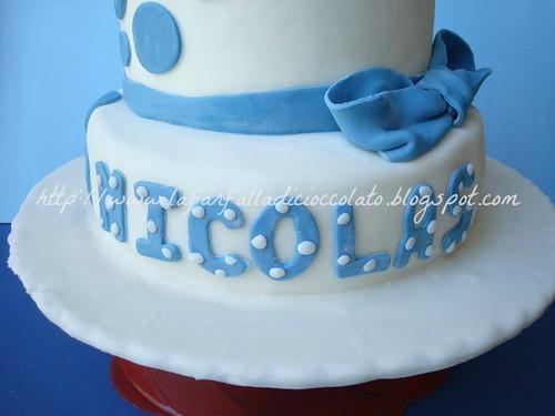 Topolino cake 3