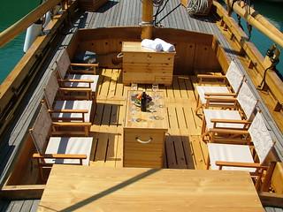 Wooden deck_interior