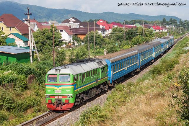 2013.07.12   M62 1103   Солотвино-Solotvyno