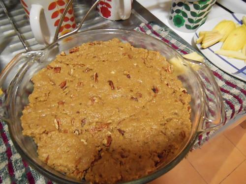 Panqué de harina de amaranto