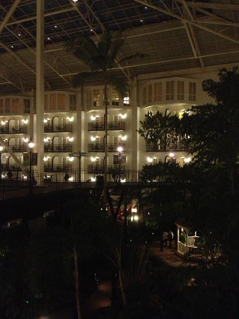 Opryland Hotel, Nashville TN