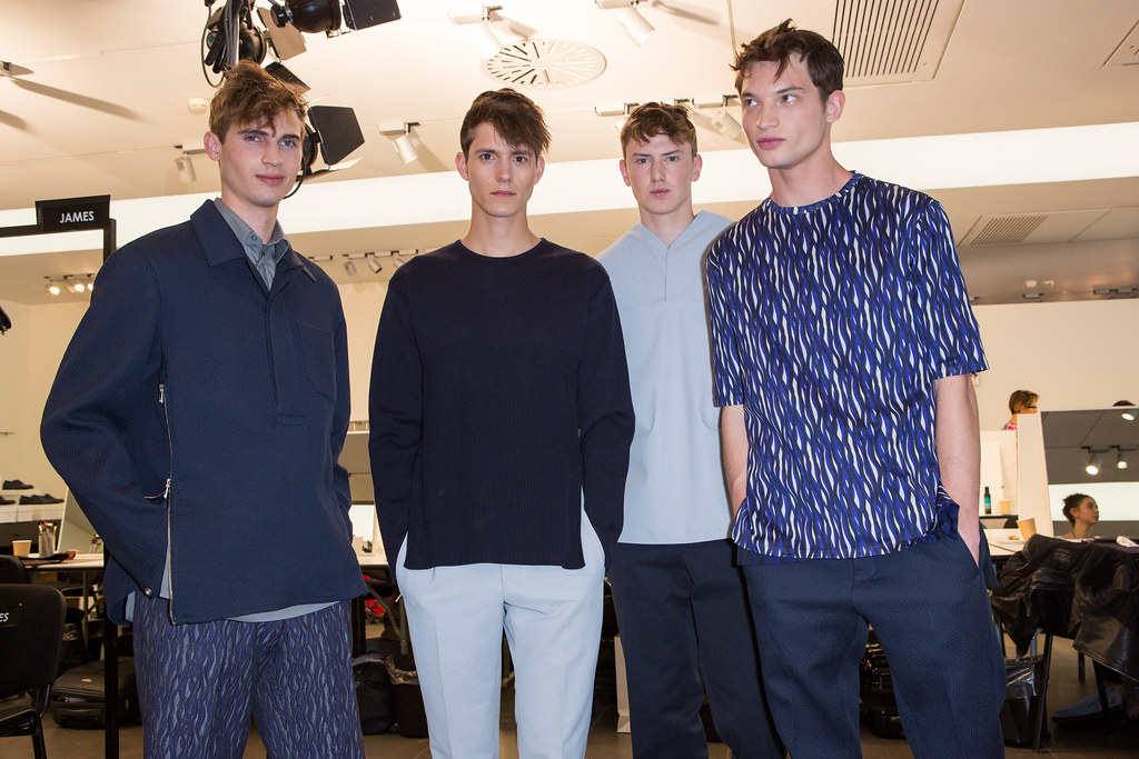 SS14 Milan Z Zegna106_James Gatenby, Luuk van Os, Jakob Christian, Pascal de Wolff(fashionising.com)