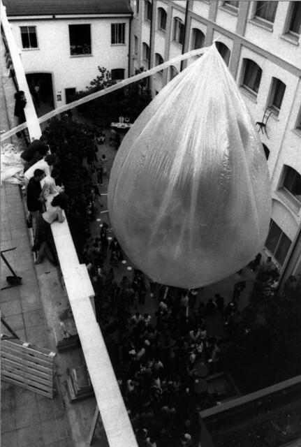 1996 Pneuenvironment, in occasione di Apriti IED, Milano